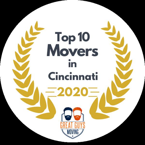 Great Movers Award Logo 2020